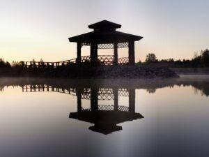 Uue-Jaani talu paviljon